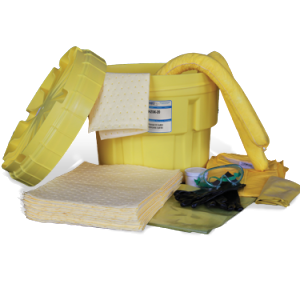 20 gallon spill kit