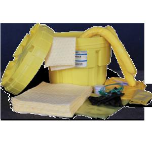 20 gallon spill kit