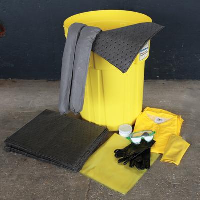 65 gallon spill kit