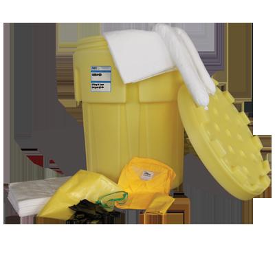 95 gallon spill kit