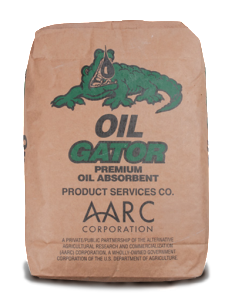 oil gator loose absorbent