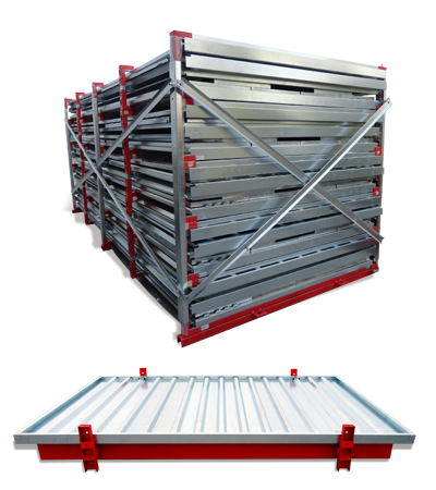 steel shelters