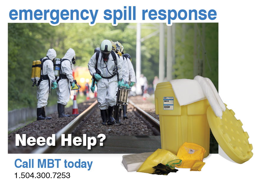 emergency spill response