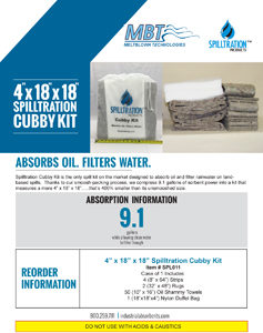 Cubby Kit