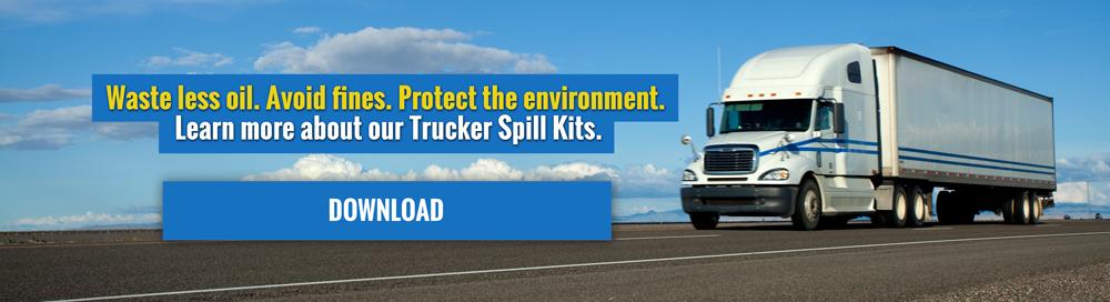 Spilltration Trucker Spill Kit