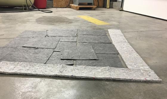 flatpack spill kit