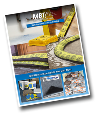 Mbt Spill Control And Absorbents Catalog Meltblown